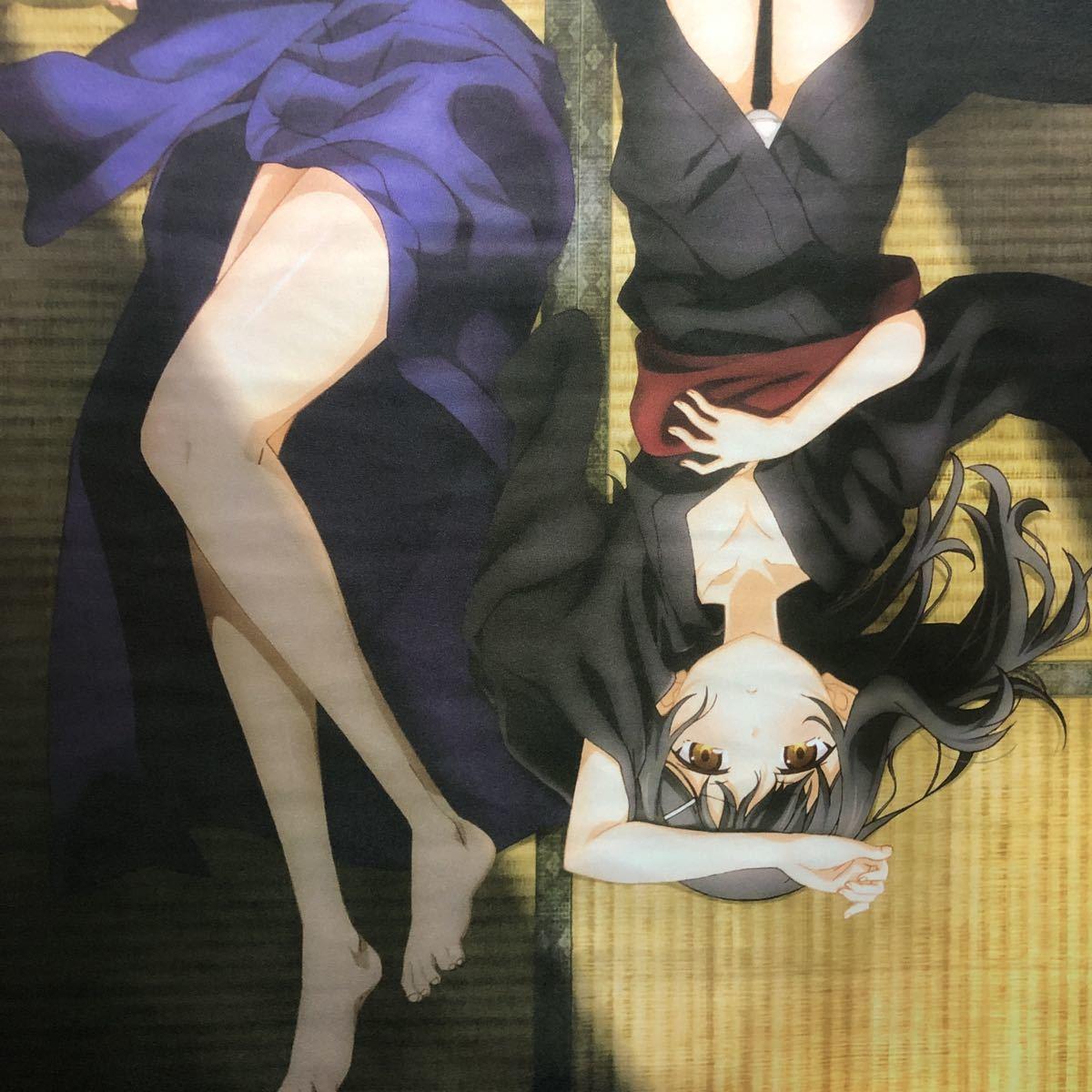 劇場版 Fate/kaleid liner プリズマ☆イリヤ 雪下の誓い 美遊&桜 B2タペストリー 非売品
