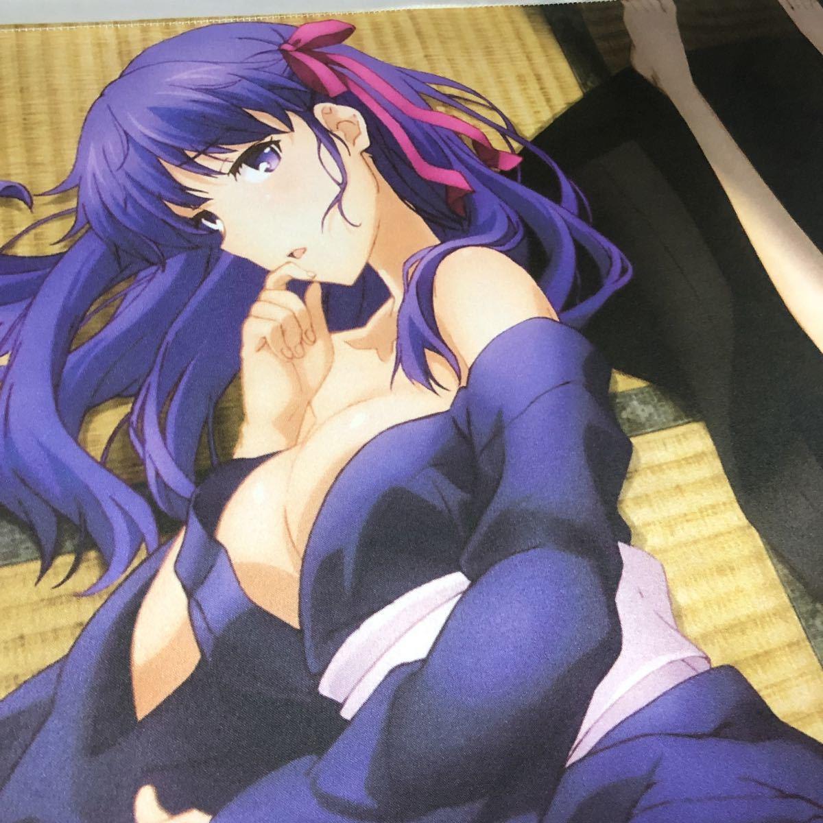 劇場版 Fate/kaleid liner プリズマ☆イリヤ 雪下の誓い 美遊&桜 B2タペストリー 非売品_画像3