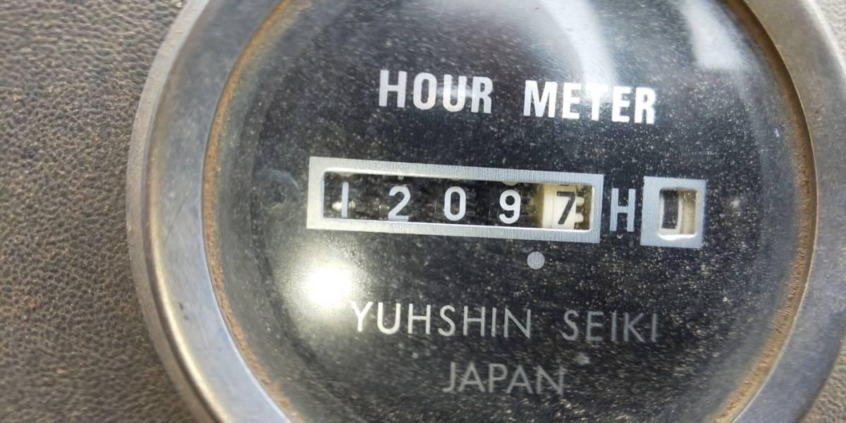 ★埼玉発 クボタ トラクター XB-1 ローダー付 1210h 売り切り★_画像5
