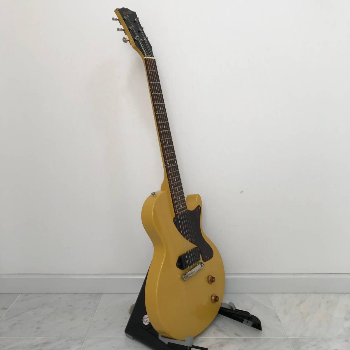 Orville by Gibson Les Paul Junior オービル バイ ギブソン レスポールジュニア イエロー 重量3.6kg_画像5