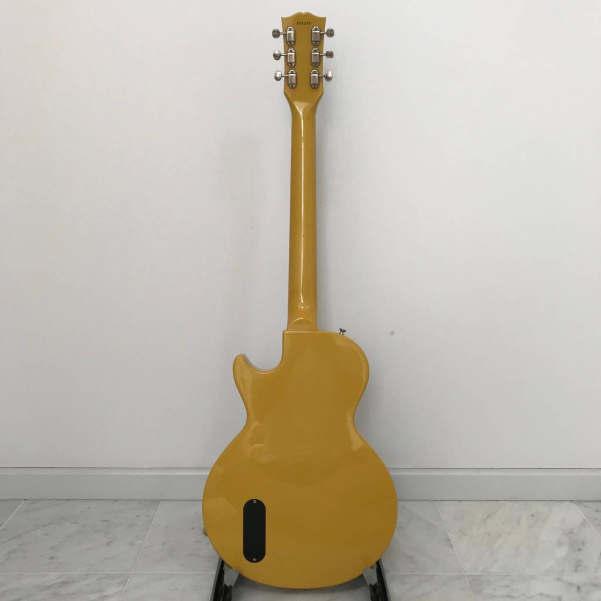 Orville by Gibson Les Paul Junior オービル バイ ギブソン レスポールジュニア イエロー 重量3.6kg_画像6