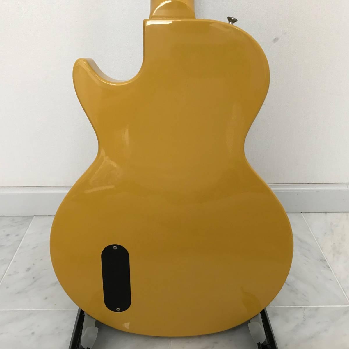 Orville by Gibson Les Paul Junior オービル バイ ギブソン レスポールジュニア イエロー 重量3.6kg_画像8