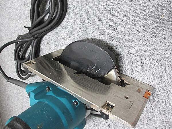 マキタ 165mm電子マルノコ 5732C 木工用 超硬丸ノコ 本体のみ makita_画像5