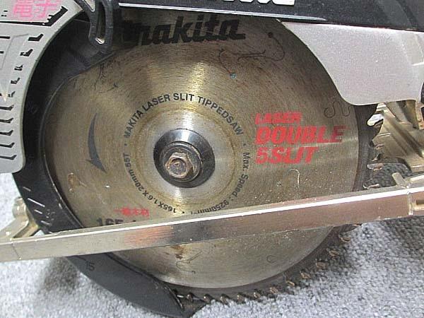 マキタ 165mm電子マルノコ 5732C 木工用 超硬丸ノコ 本体のみ makita_画像2