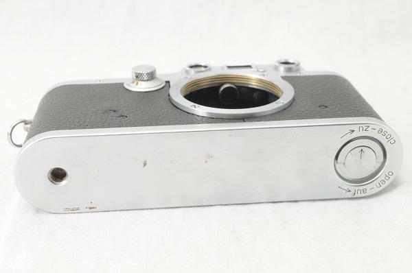 ★希少!極上美品★Leica IIIc ライカ Ⅲc Leitz ライツ ドイツ製/#1595/0614_画像6