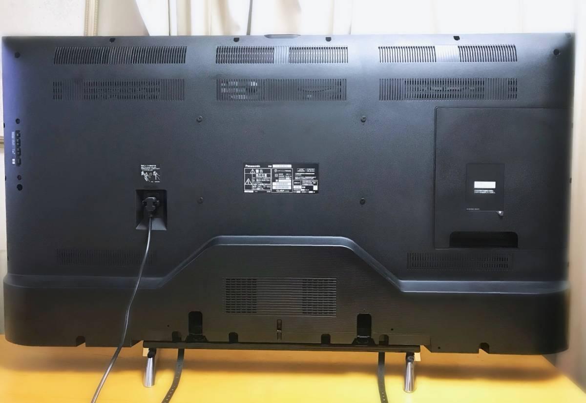 【TH-60DX850☆2016年製☆超美品】Panasonic☆LED 4K VIERA☆デジタル フルハイビジョン液晶T.V☆60型☆3840x2160画素☆完動品!_画像6