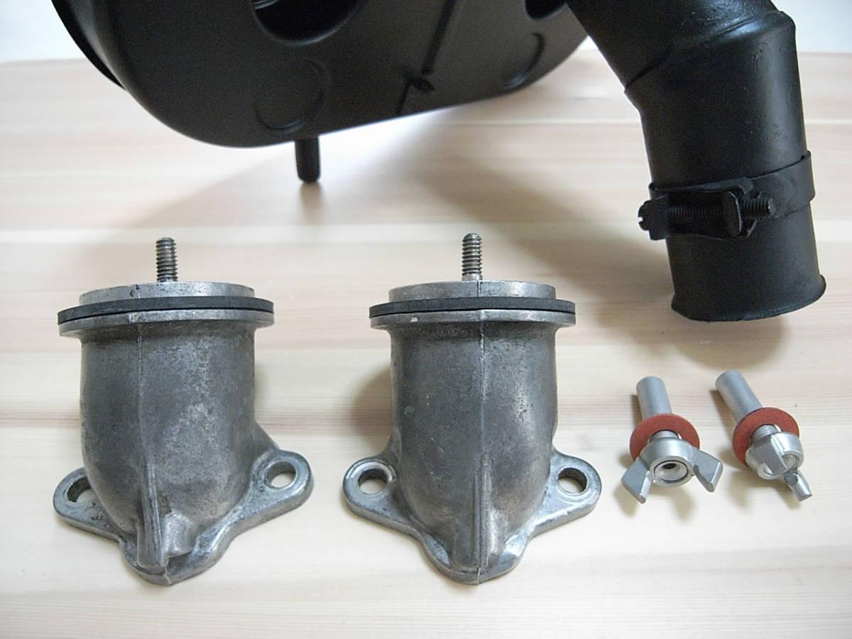 BMC ミニ エアークリーナーボックス HS2 1-1/4 SU ツインキャブレター / mini cooper S / ADO16_画像3