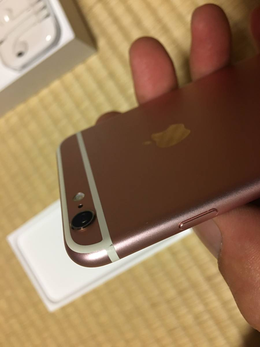☆☆iPhone 6SPLUS 中古 64GB中古 docomo☆☆_画像2