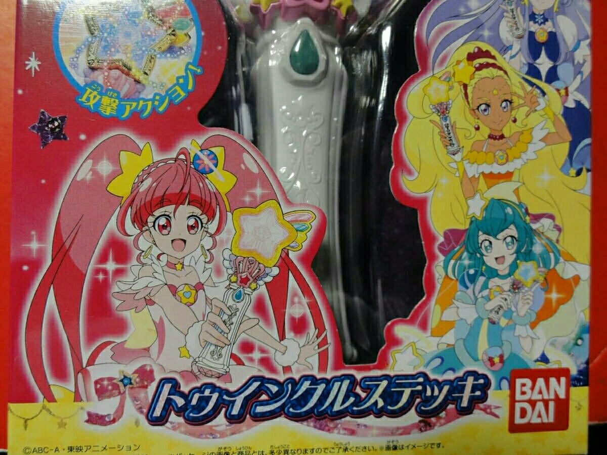 激安新品¥1980~スター☆トゥインクルプリキュア  トゥインクルステッキ _画像2