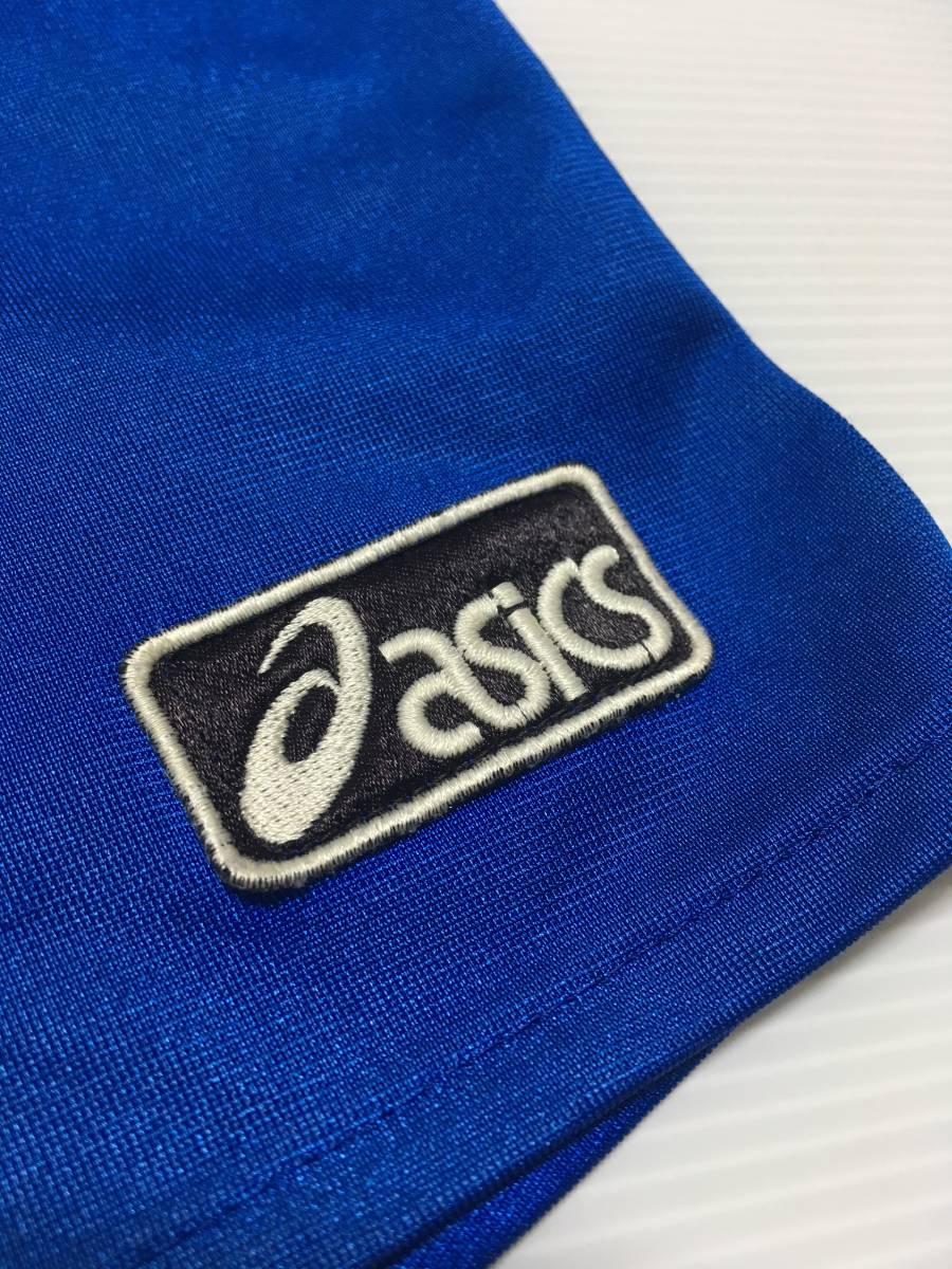 アシックス ハーフパンツ スポーツウェア asics 日本製 キッズ160   トレーニングウェア ◯562 石_画像4