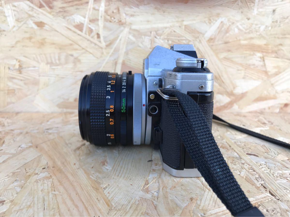 【ジャンク品】canon キャノン AE-1☆43年前のレトロカメラ♪_画像4