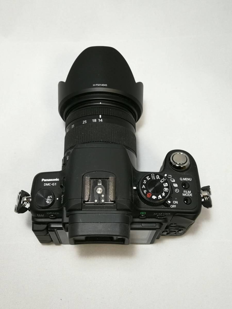Panasonic LUMIX G1 レンズキット 14-45mm DMC-G1K パナソニック ルミックス マイクロフォーサーズ_画像4