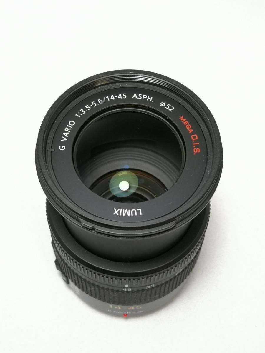 Panasonic LUMIX G1 レンズキット 14-45mm DMC-G1K パナソニック ルミックス マイクロフォーサーズ_画像6