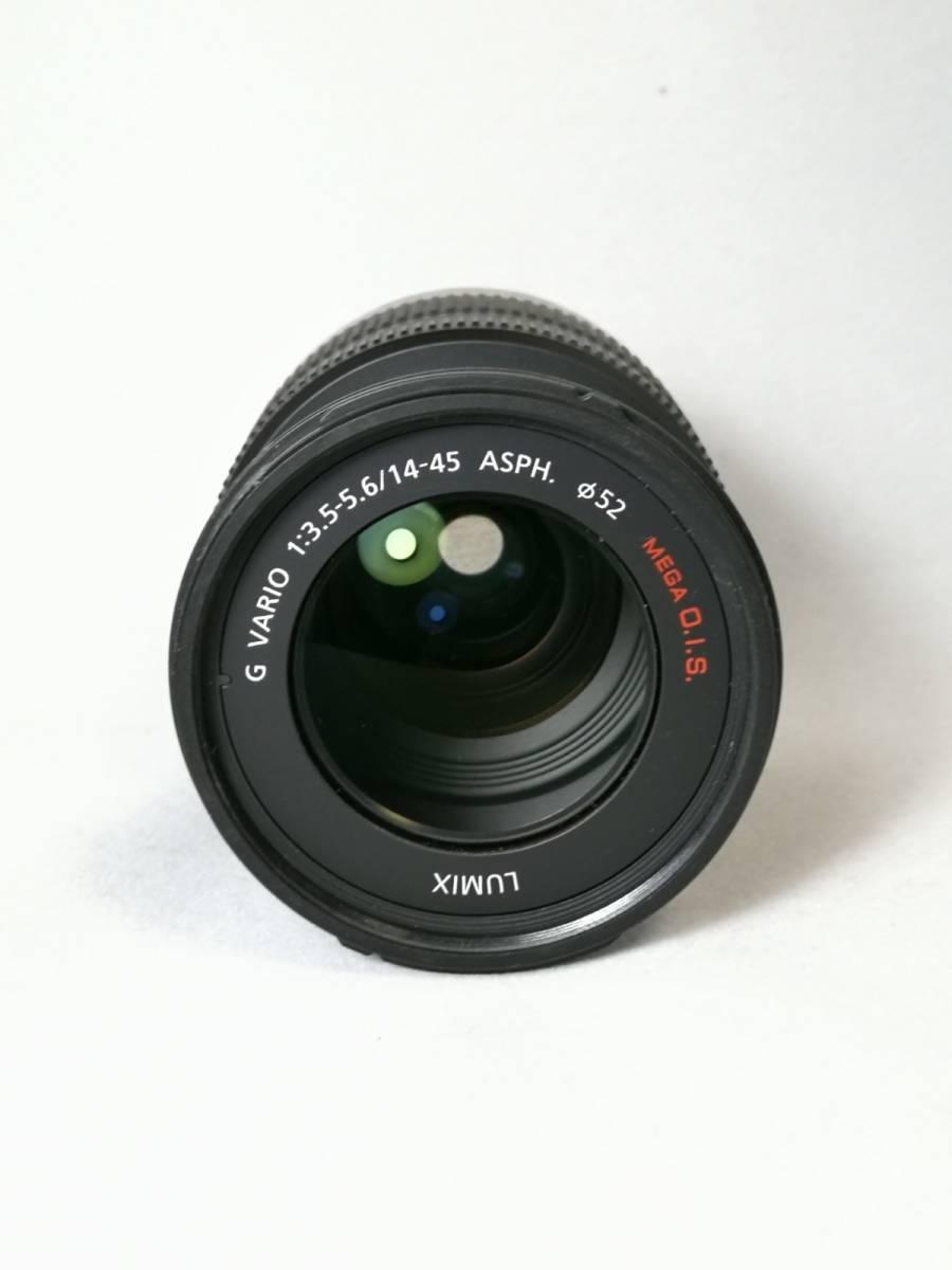 Panasonic LUMIX G1 レンズキット 14-45mm DMC-G1K パナソニック ルミックス マイクロフォーサーズ_画像7