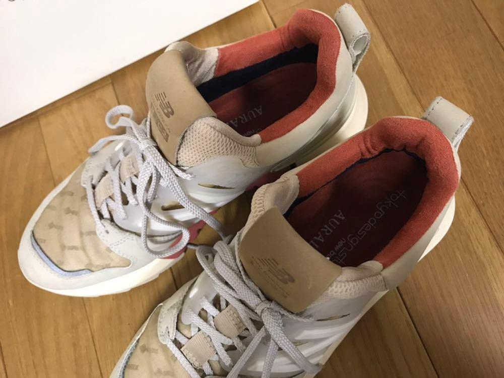 代購代標第一品牌- 樂淘letao - New Balance AURALEE オーラリーTOKYO