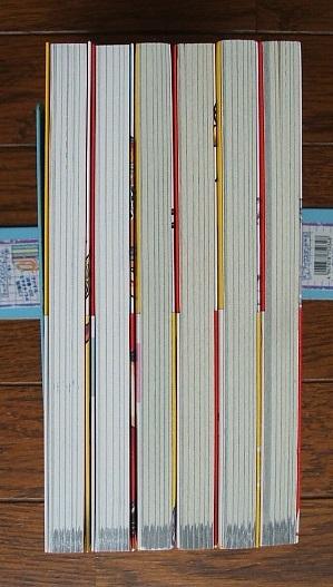 全巻初版帯付 八十亀ちゃんかんさつにっき 1~6巻+特典 安藤正基_画像4