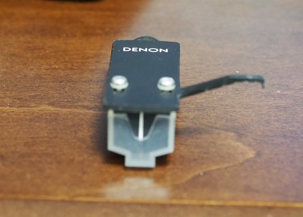 ***DENON DL-103 delivery discharge goods ***