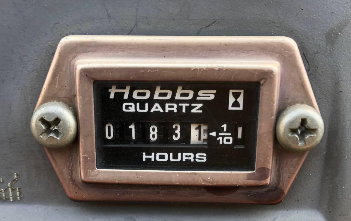 売り切り ヤンマー コマツ 小松 PC03 ミニユンボ 183時間 ミニ 油圧 ショベル ディーゼル 縦旋回 _画像2