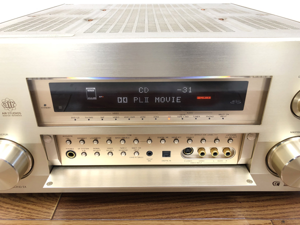 Pioneer VSA-AX10 AVアンプ リモコン有 パイオニア _画像2