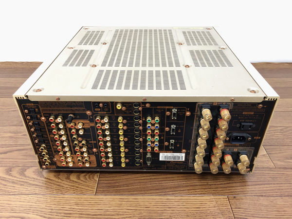 Pioneer VSA-AX10 AVアンプ リモコン有 パイオニア _画像3