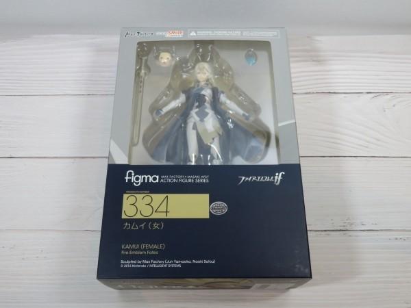 figma ファイアーエムブレムif カムイ[女] ノンスケール ABS&PVC製 現在希少品、美品