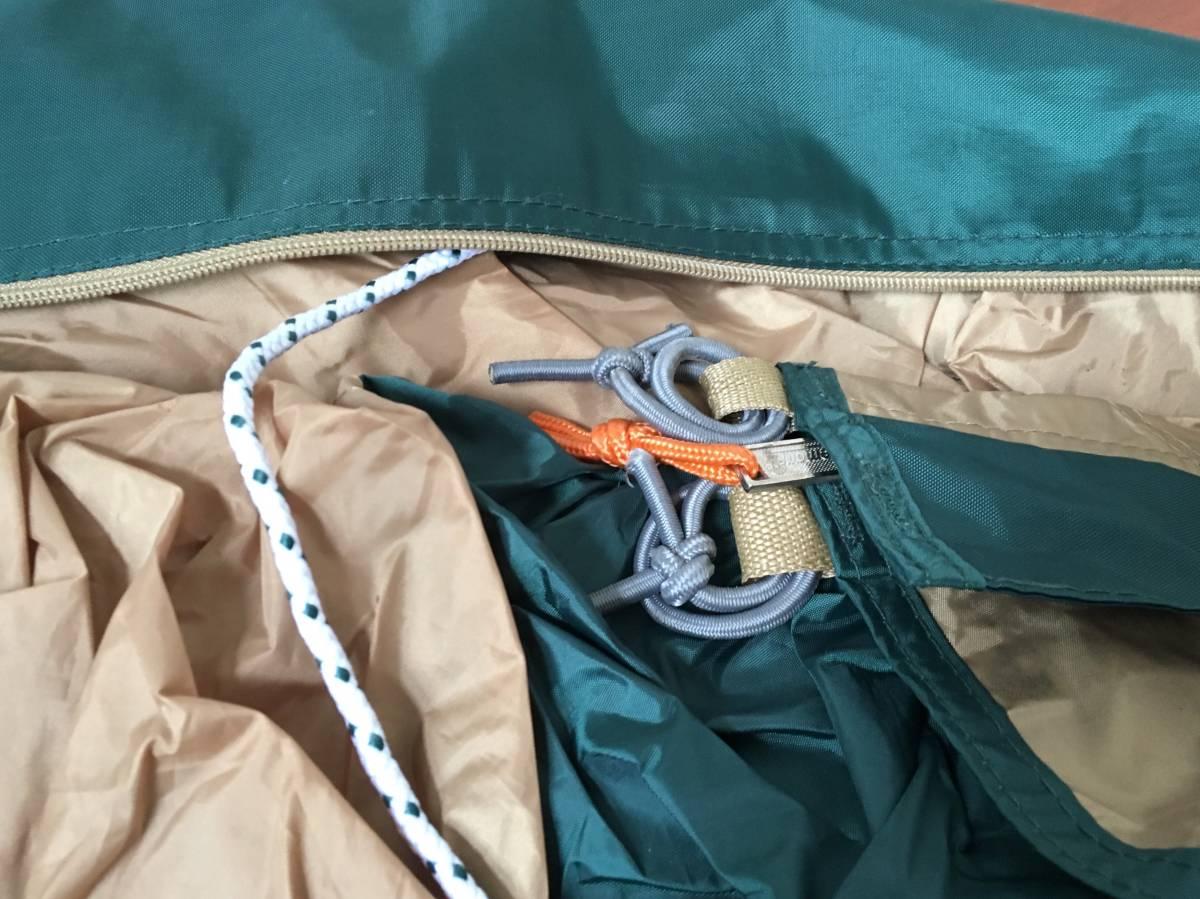 コールマン テント 3点セット スクリーンキャノピードーム300 グランドシート インナーシート Coleman Screen Canopy Dome 300 _画像6