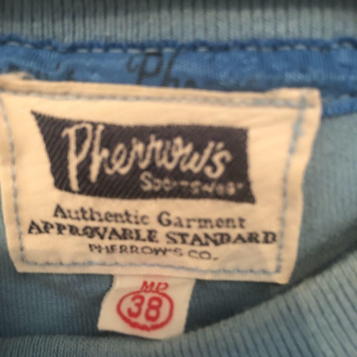 フェローズ pherrow's Tシャツ M pherrows_画像3