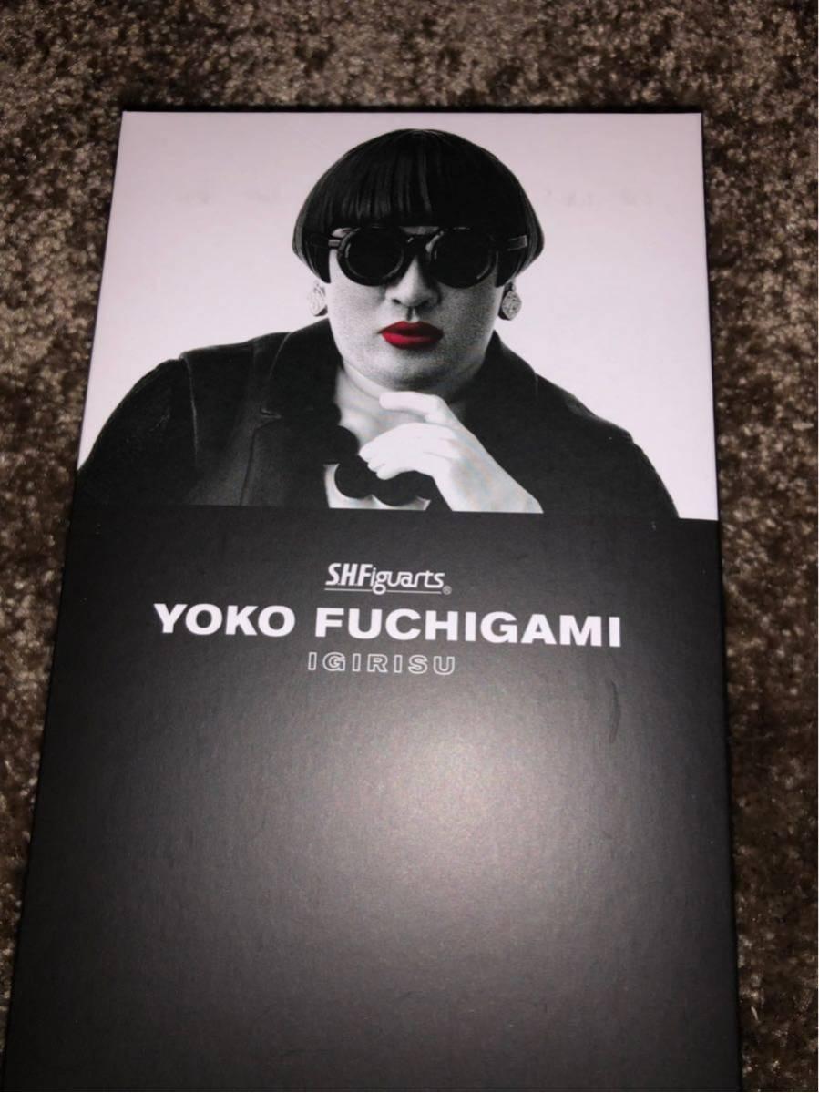 """カッコイイ!レア!【新品未使用】S.H.Figuarts YOKO FUCHIGAMI """"ファッション界のクイーン""""YOKO FUCHIGAMIがまさかのフィギュアに!_画像4"""