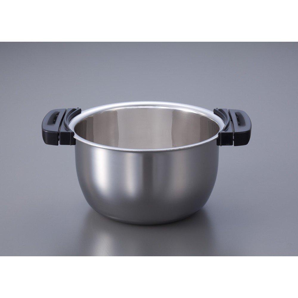 【未使用品】 展示品 在庫処分 ! ZOJIRUSHI 象印 EL-MA30-TA 電気圧力鍋 1.5L 煮込み自慢 ブラウン ☆_画像3
