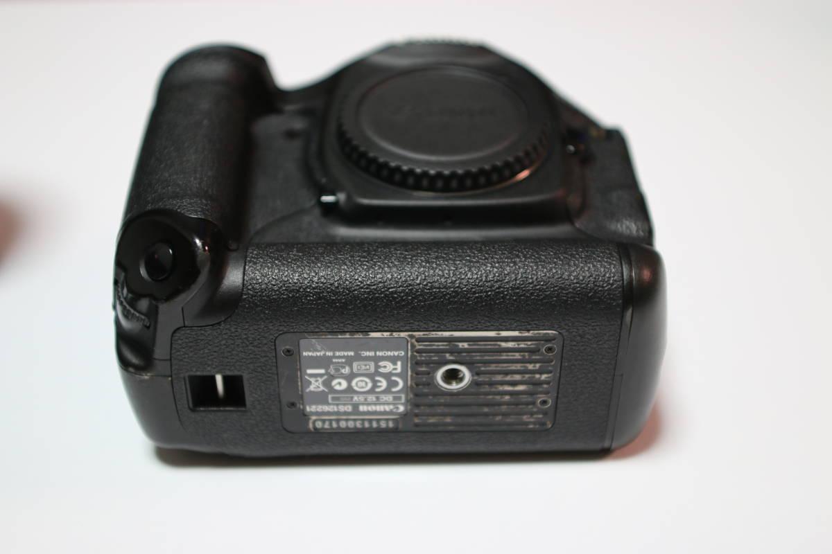 ☆良品☆ Canon EOS-1D MARK4 + EF24-105mm F4L IS USM セット_画像6