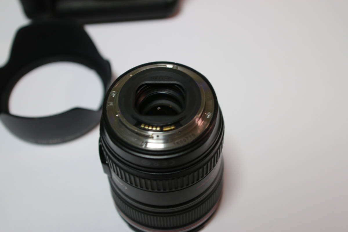 ☆良品☆ Canon EOS-1D MARK4 + EF24-105mm F4L IS USM セット_画像9