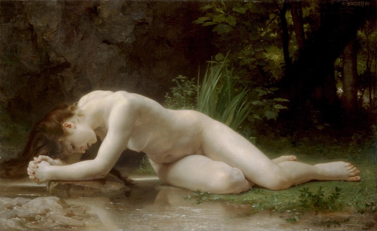 TL21作者不詳 西洋の油絵 美人画 裸婦 美術品絵画 油彩 ヌード 人物画 サイズ:65cm x 40cm