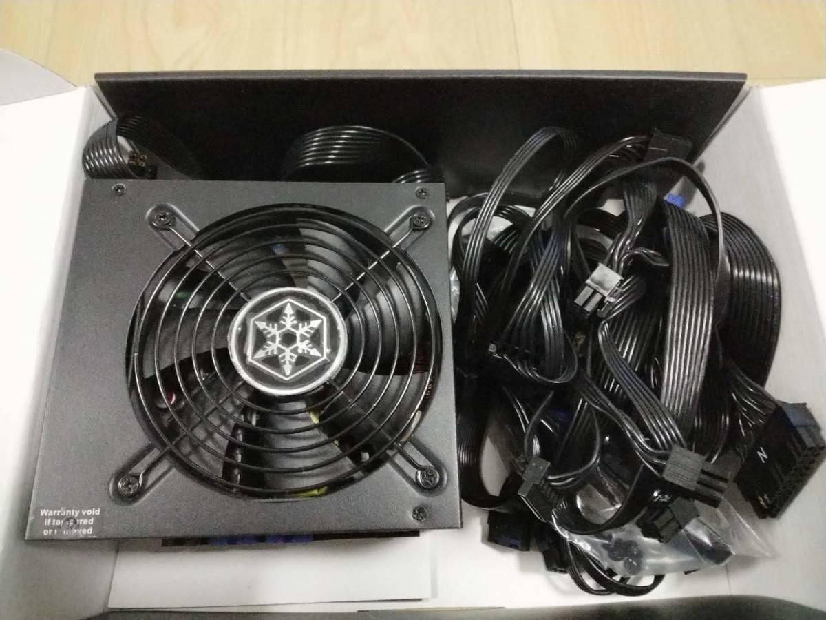 【サイコム】 SilverStone SST-ST75F-GS (V2.0) (ATX/750W) _画像2