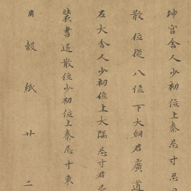 真作 時代 肉筆 中阿経巻 奈良時代 古写経 肉筆保証 _画像4