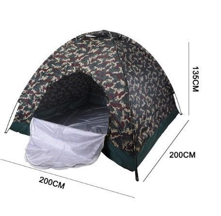 b156 アウトドア用品 3種類 テント1人 テント2人 テント4人  アウトドア  キャンプ 野外 楽しむ_画像5