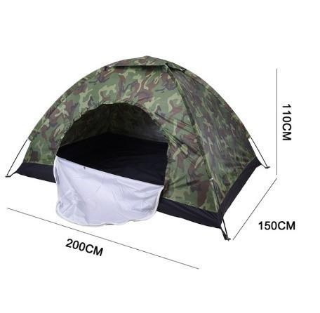 b156 アウトドア用品 3種類 テント1人 テント2人 テント4人  アウトドア  キャンプ 野外 楽しむ_画像6