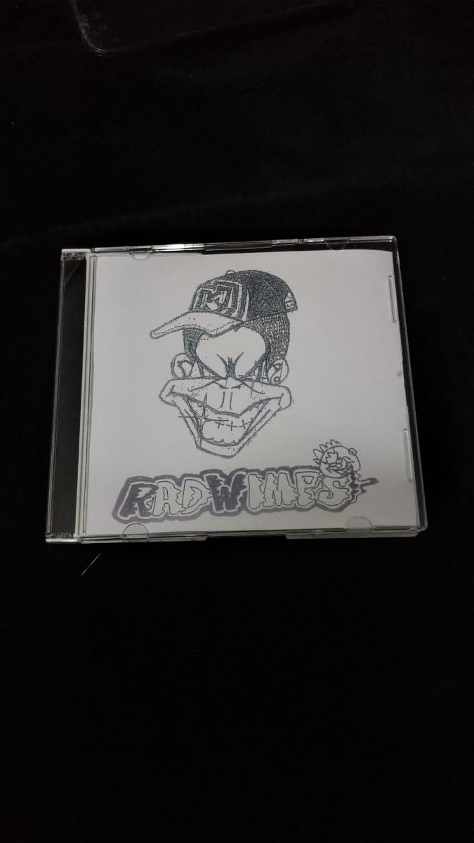 Radwimps インディーズ時代の デモ CD 猿ジャケ 入手困難 非売品 レア