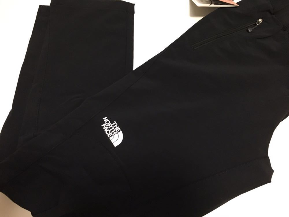 NORTH FACE 2019年新作 アルパインライトパンツ(レディース)Alpine Light Pants 品番NTW52927 定価16200円 黒 Mサイズ ノースフェイス_画像2
