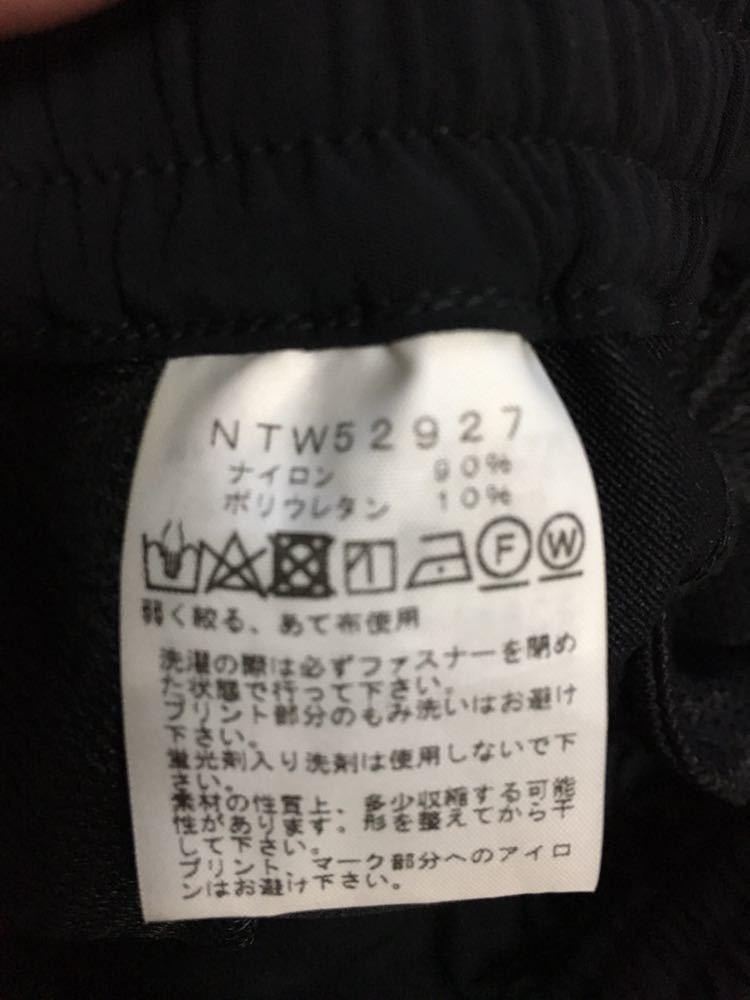 NORTH FACE 2019年新作 アルパインライトパンツ(レディース)Alpine Light Pants 品番NTW52927 定価16200円 黒 Mサイズ ノースフェイス_画像6