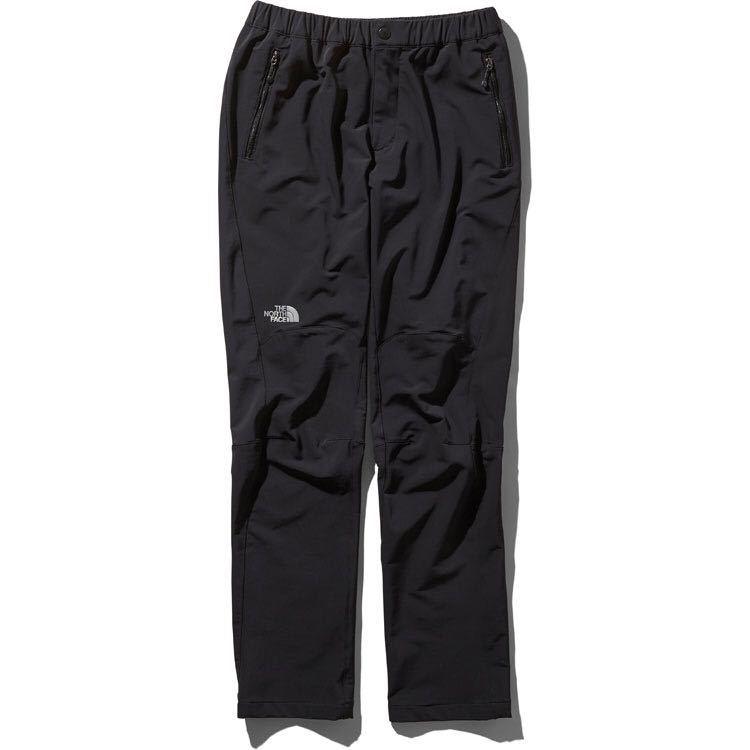 NORTH FACE 2019年新作 アルパインライトパンツ(レディース)Alpine Light Pants 品番NTW52927 定価16200円 黒 Mサイズ ノースフェイス