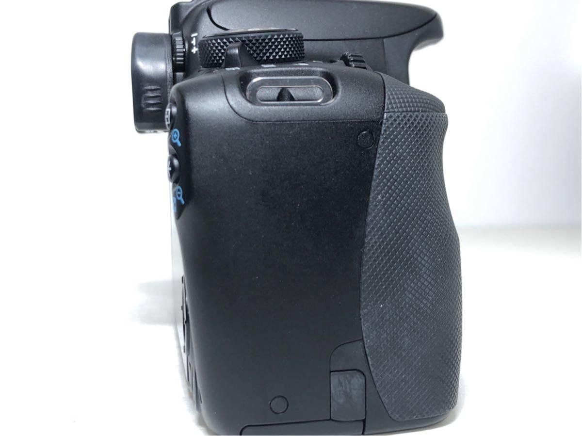 ◆美品◆キャノン Canon EOS KISS X7 ダブルレンズセット 元箱付き #6151_画像5