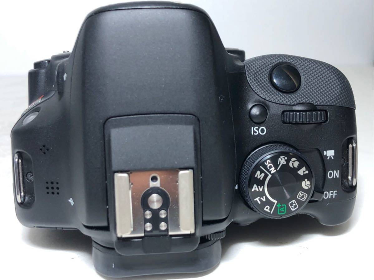 ◆美品◆キャノン Canon EOS KISS X7 ダブルレンズセット 元箱付き #6151_画像6