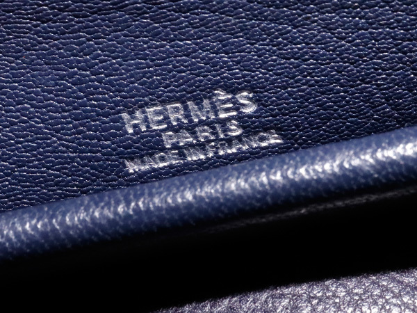 美品 エルメス HERMES 最高級表裏総革仕立てトゴレザー ダブルSVクルードセル金具 ショルダーバッグ トートバッグ ハンドバッグ 本物 正規_画像8