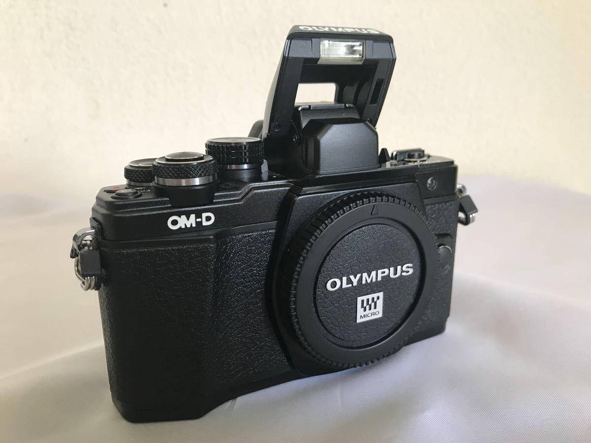 OLYMPUS E-m10 markⅱ ezレンズキット 多数オマケ付_画像9