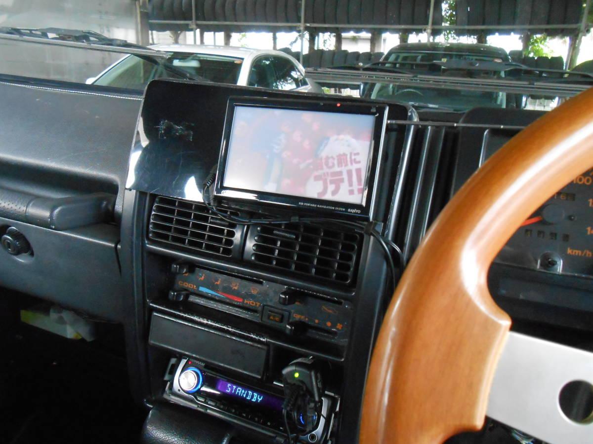 5年式 JA11V ジムニー スコッドリミテッド ブラック 黒 走行111,100キロ AT 3インチリフトアップ 社外装備品多数!! 車検2年6月!!_画像6
