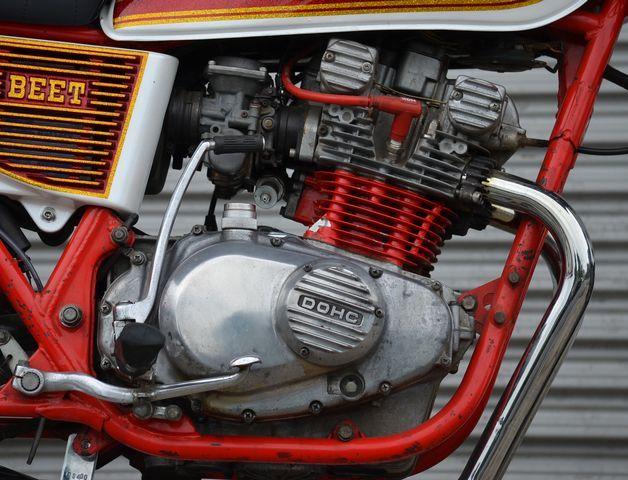カスタム多数 GS400 人気車種!! SUZUKI 旧車 暴走 当時  カスタムペイント セブンスターキャスト BEET      CBX GSX GT FX _画像5