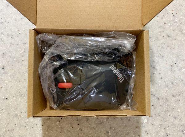 Lenovo ThinkPad USB レーザー・マウス 57Y4635 未使用品_画像4
