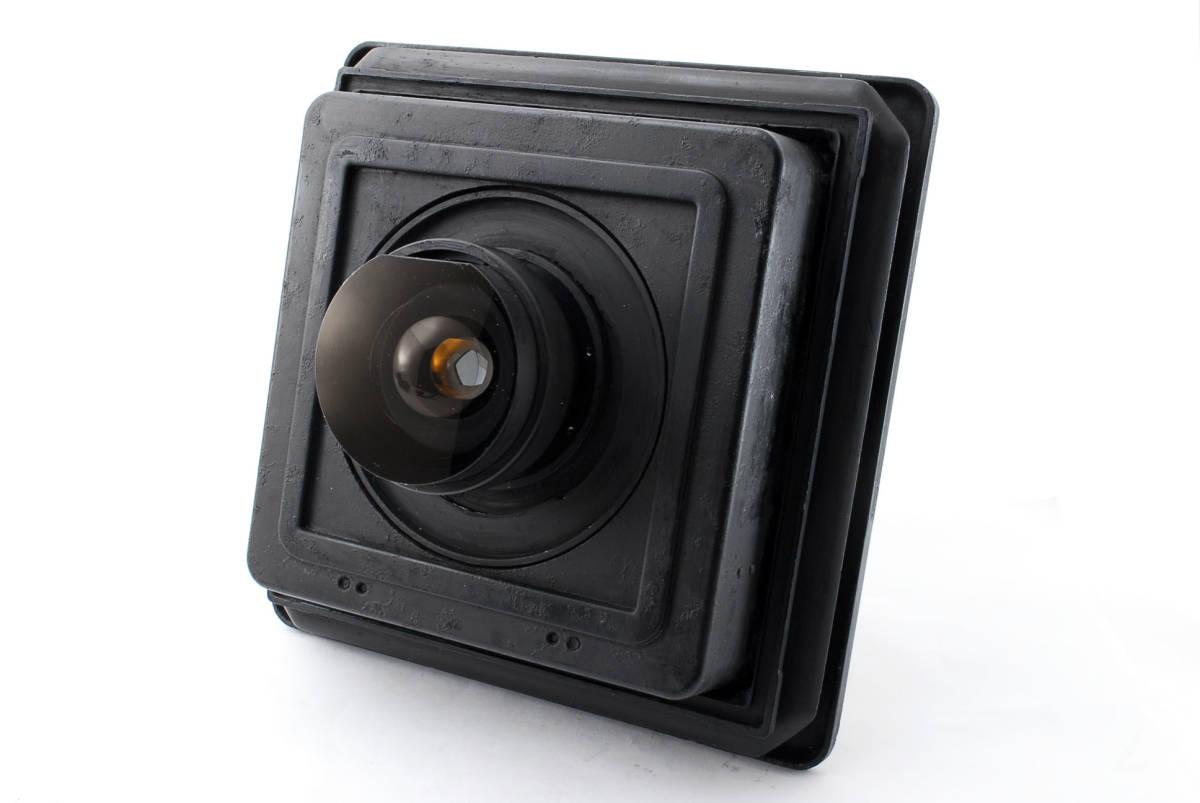 【希少レンズ TOYOボード付き良品】 マミヤ セコール MAMIYA SEKOR P 75mm F5.6  中判カメラ 同梱可能 #2598_画像4