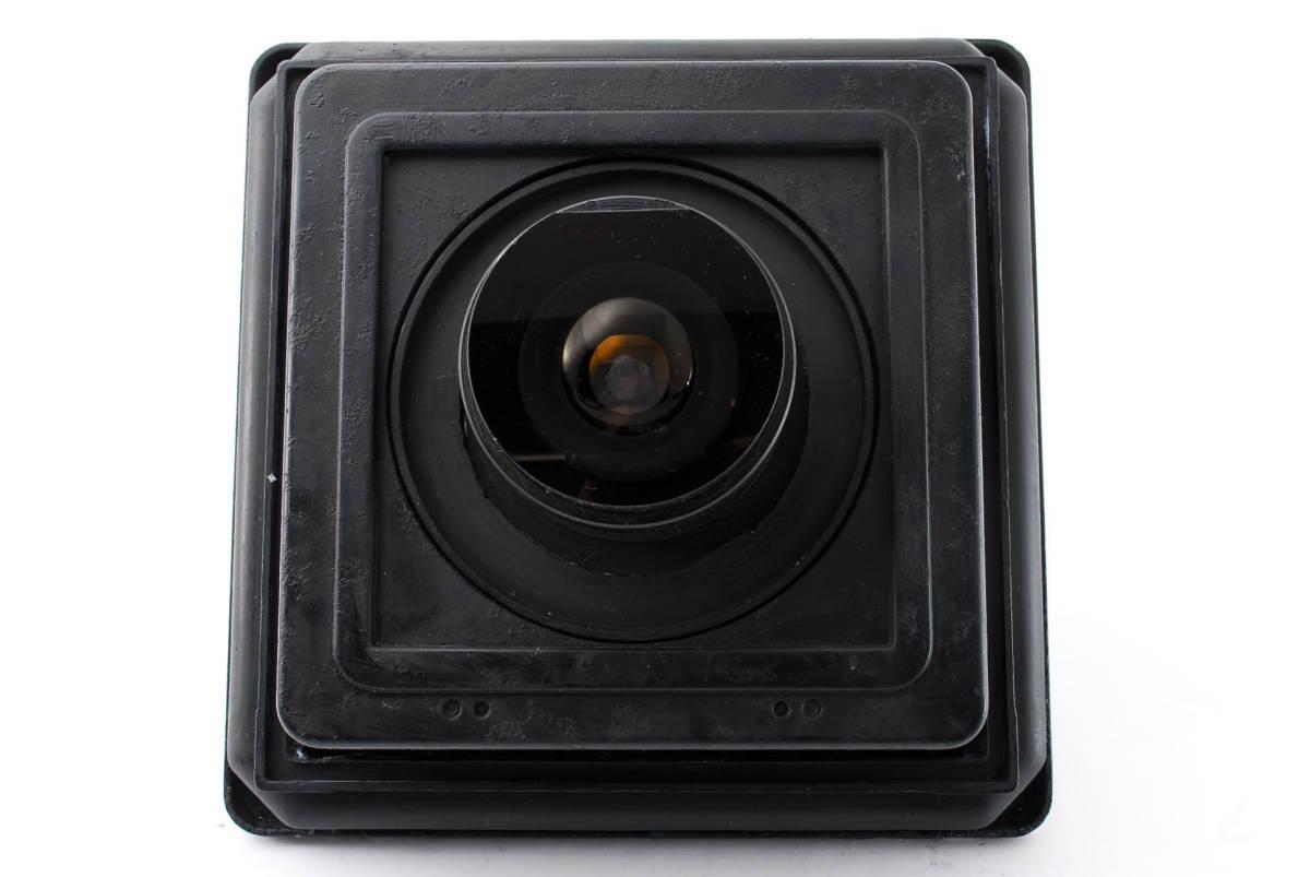【希少レンズ TOYOボード付き良品】 マミヤ セコール MAMIYA SEKOR P 75mm F5.6  中判カメラ 同梱可能 #2598_画像5