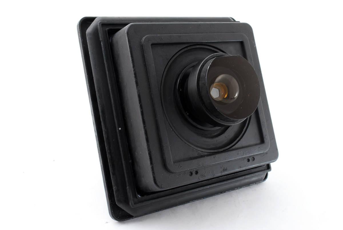 【希少レンズ TOYOボード付き良品】 マミヤ セコール MAMIYA SEKOR P 75mm F5.6  中判カメラ 同梱可能 #2598_画像6